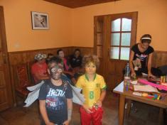 Letný tábor 2013